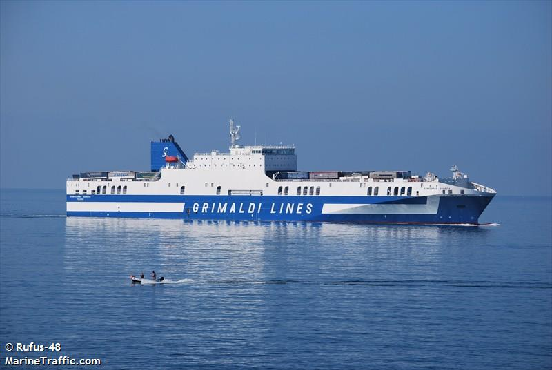 Vessel Details For Eurocargo Venezia Ro Ro Cargo Imo