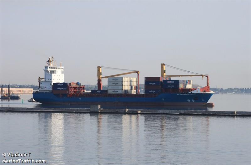 фидерные суда контейнеровозы