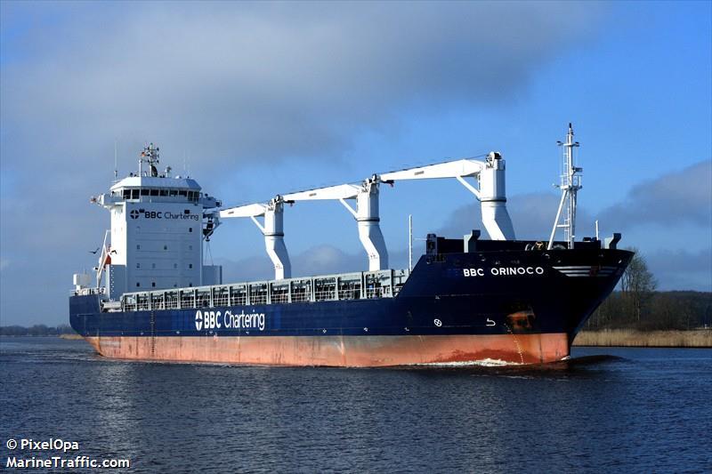 Vessel details for: MYS ZHELANIYA (General Cargo) - IMO