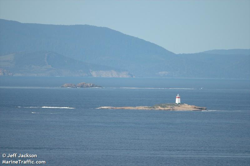 Iron Pot Island