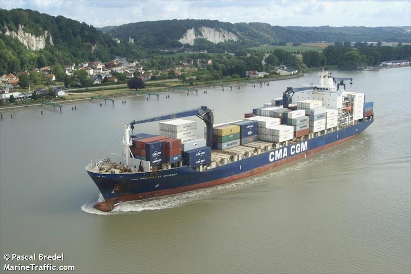 CMA CGM FORT ST GEORGES