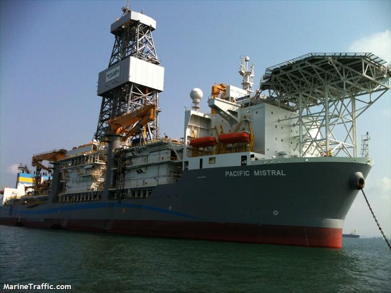 PACIFIC MISTRAL
