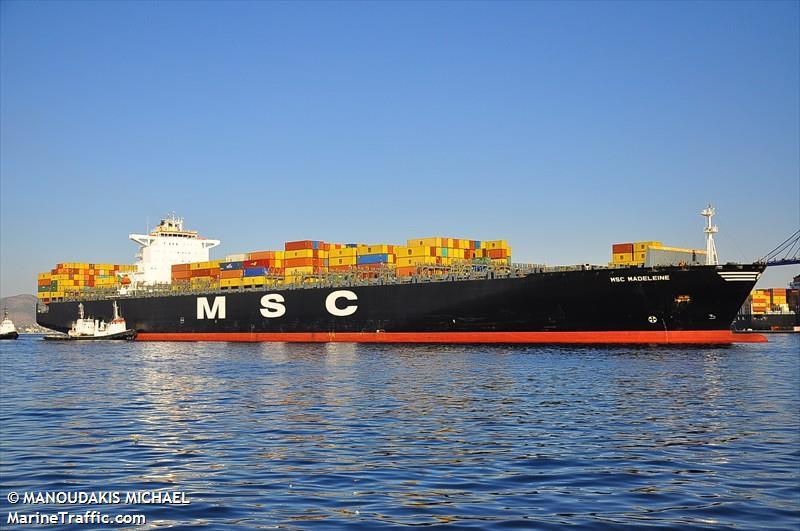 MSC MADELEINE