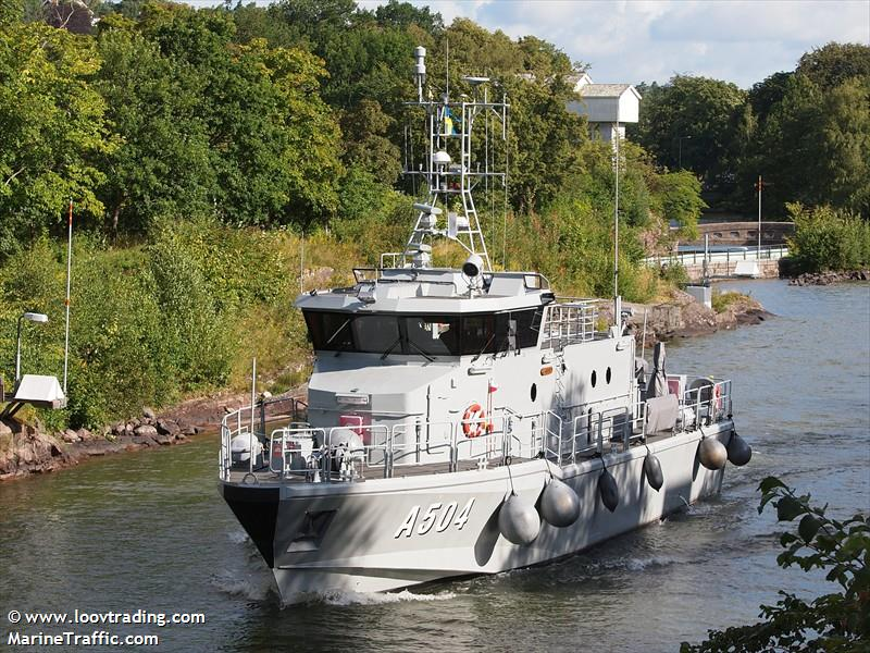 A504 HMS ARGO