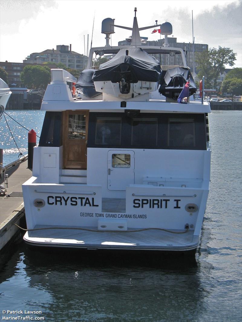 CRYSTAL SPIRIT 1