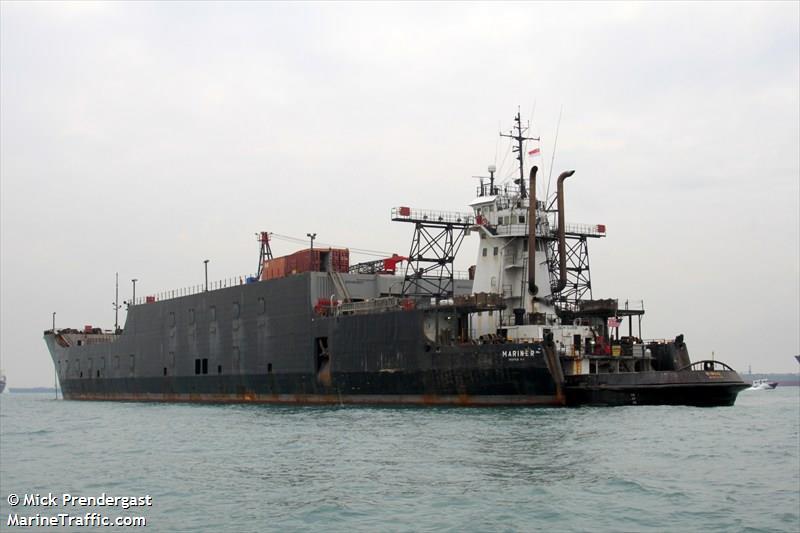 Strong Mariner Tug Boat Imo 7634331