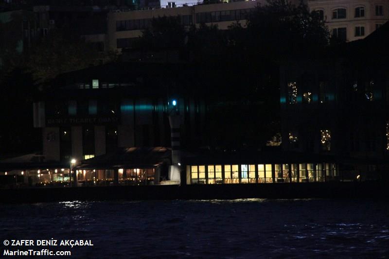 Salıpazarı Wharf