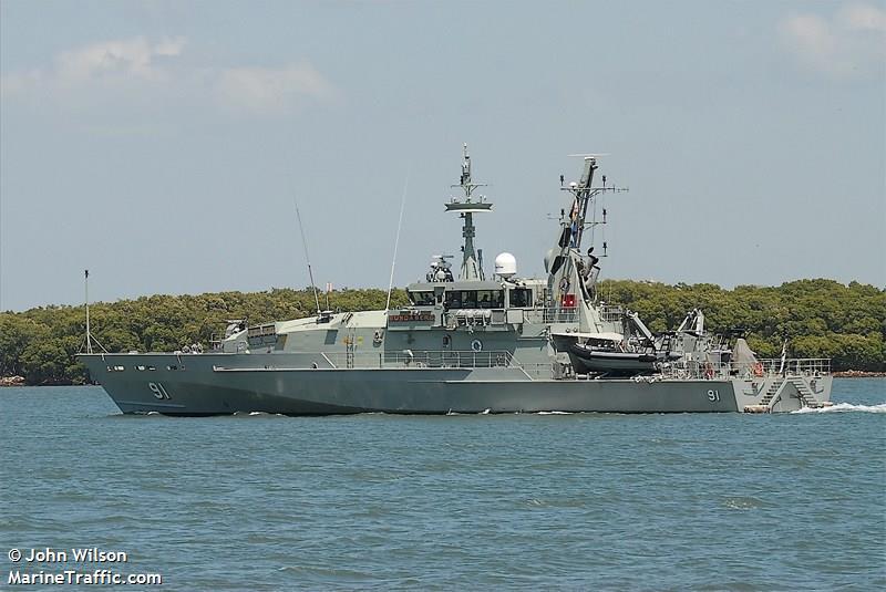 HMAS BUNDABERG