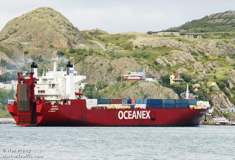 OCEANEX SANDERLING
