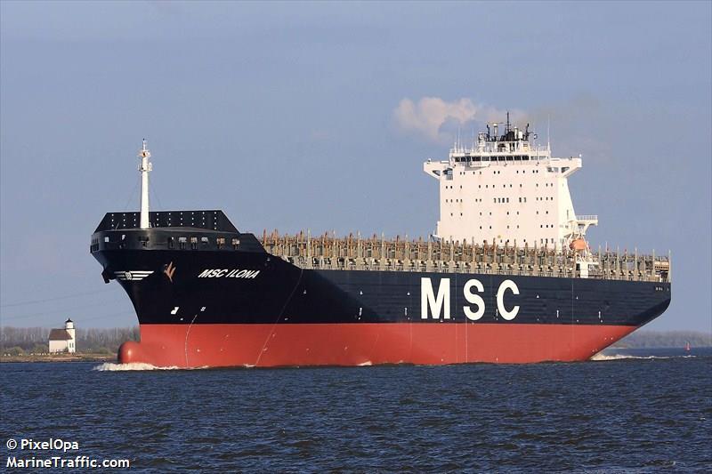MSC ILONA