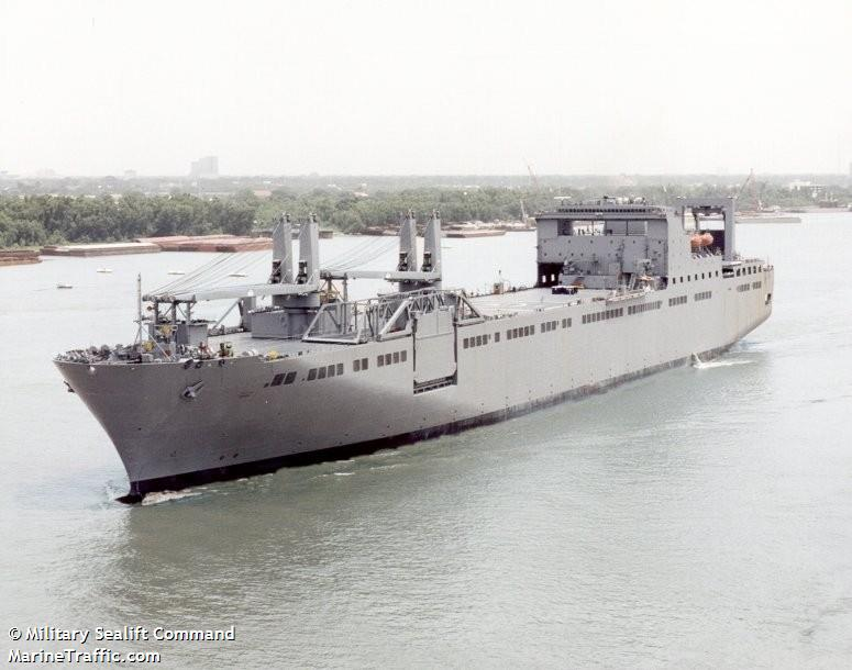 USNS FISHER