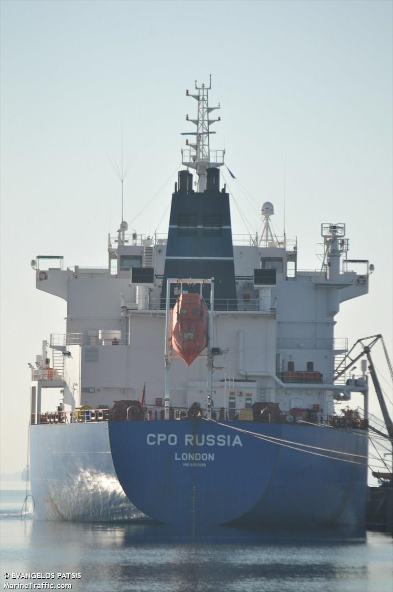 CPO RUSSIA