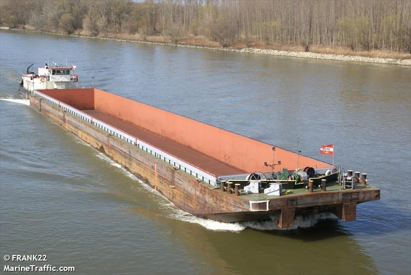Vessel Details For J Strauss Inland Motor Freighter