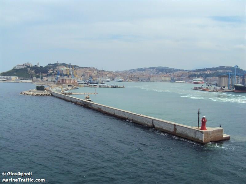 Ancona Molo Foraneo Nord