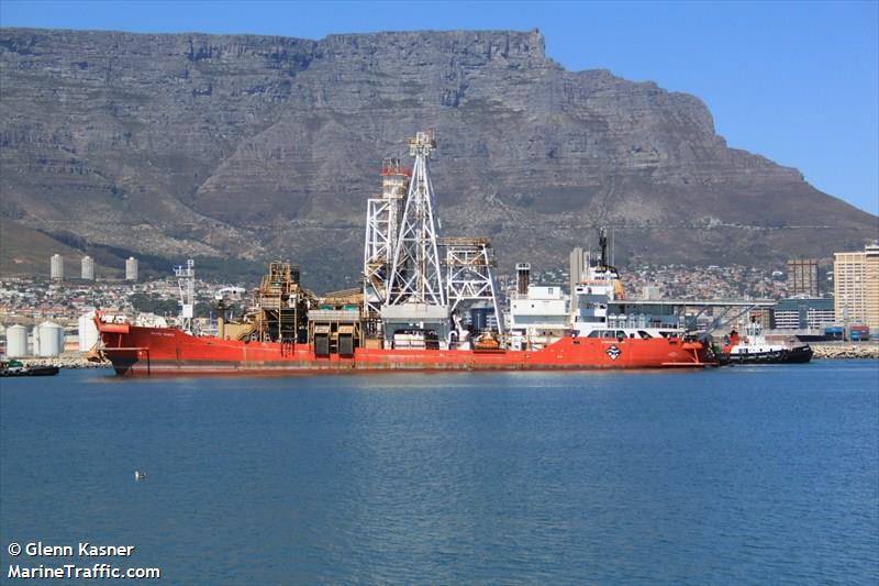Vessel details for: GRAND BANKS (Mining Vessel) - IMO ...