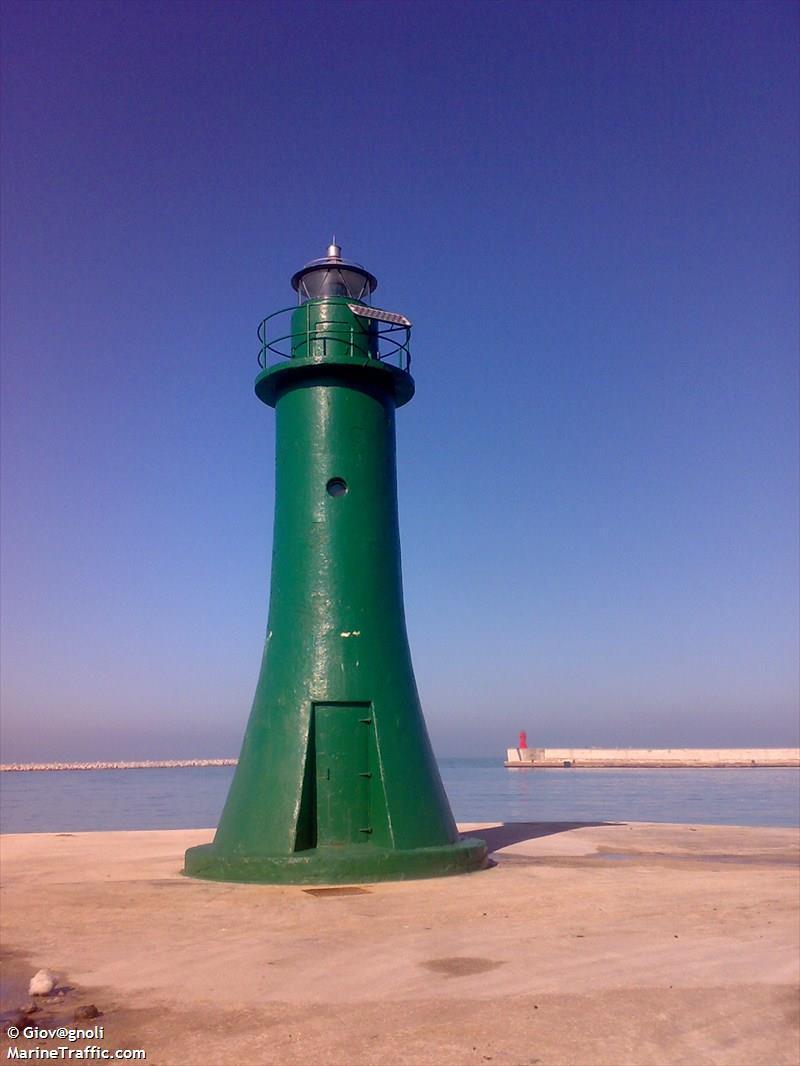 Ancona Molo Foraneo Sud