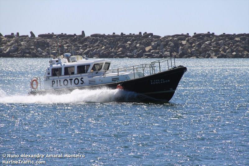 RONCADOR PILOT BOAT