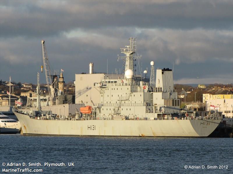 HMS SCOTT