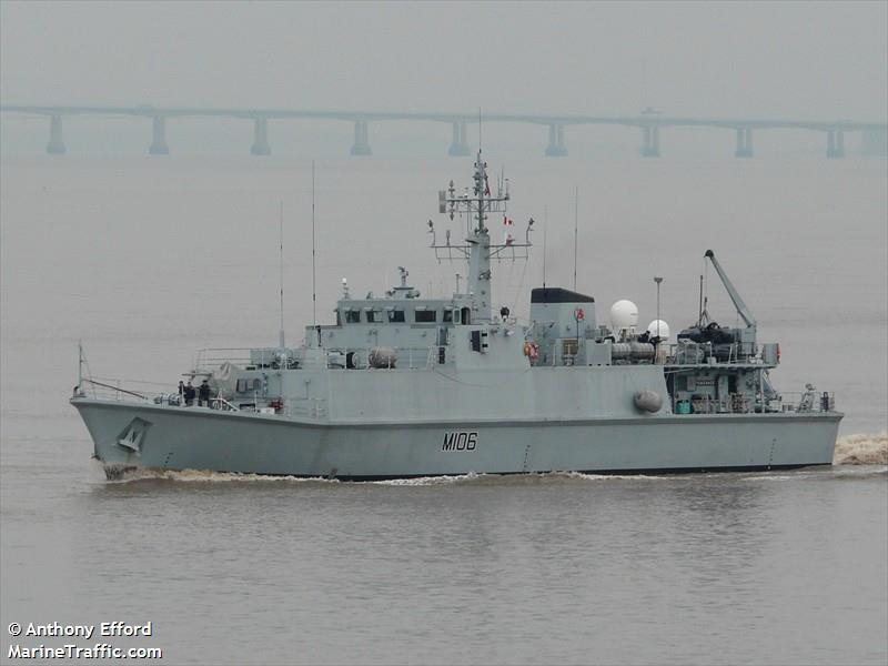 HMS PENZANCE