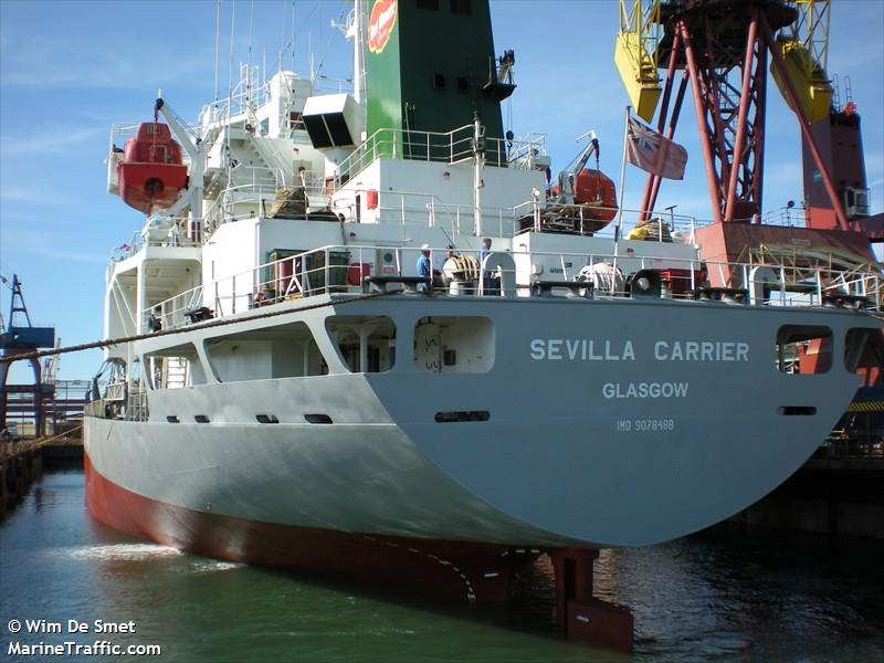 SEVILLA CARRIER