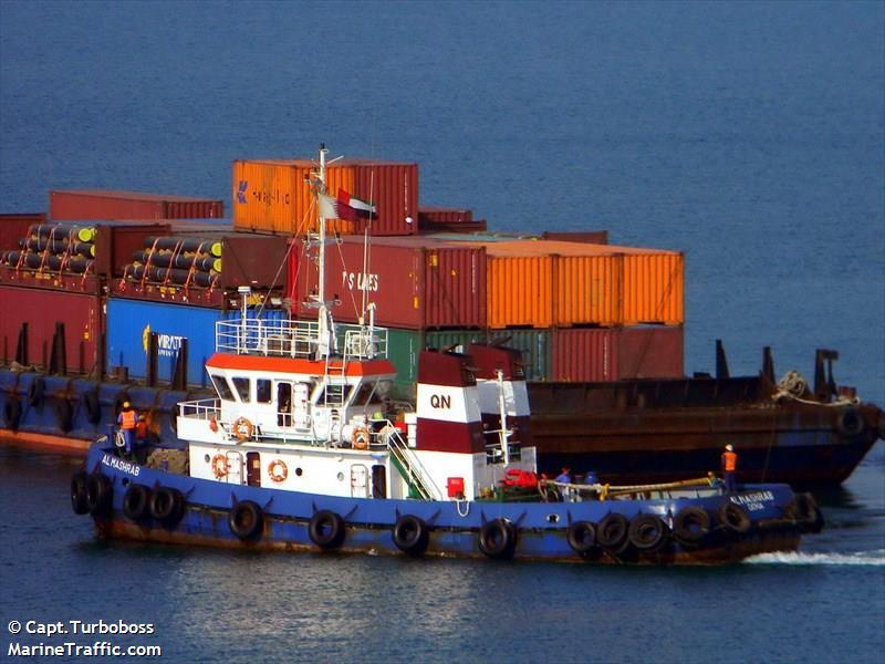 AL MASHRAB, Tug boat, IMO 9323235 | Vessel details | BalticShipping com
