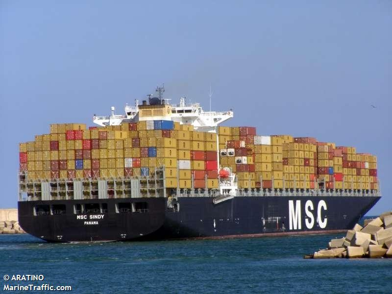 MSC SINDY