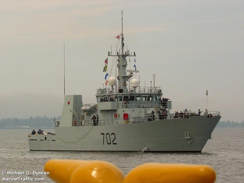 HMCS NANAIMO
