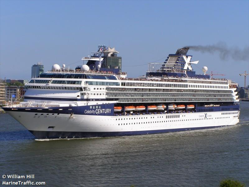 CELEBRITY SILHOUETTE Current Position ( - DUAL TRACKING ...