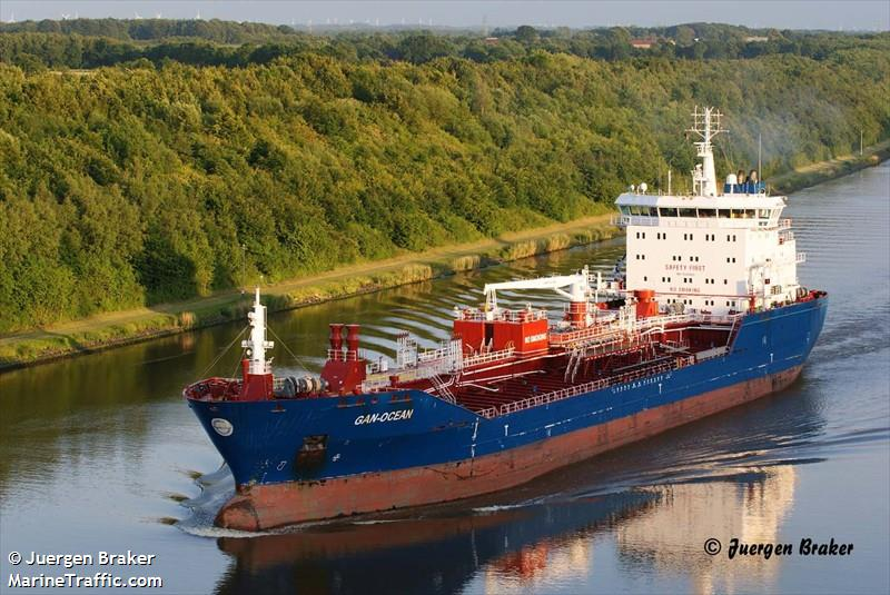 Vessel details for: PATARA (Oil/Chemical Tanker) - IMO 9344423, MMSI 25679000...