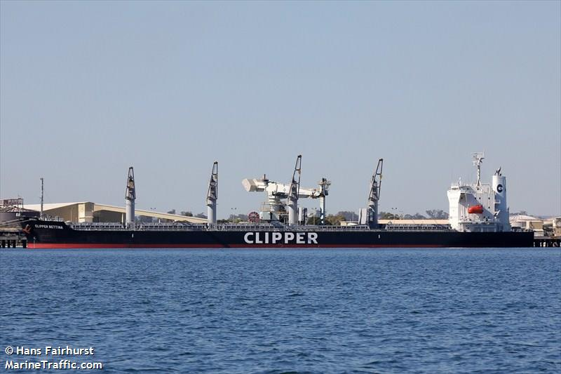 CLIPPER BETTINA