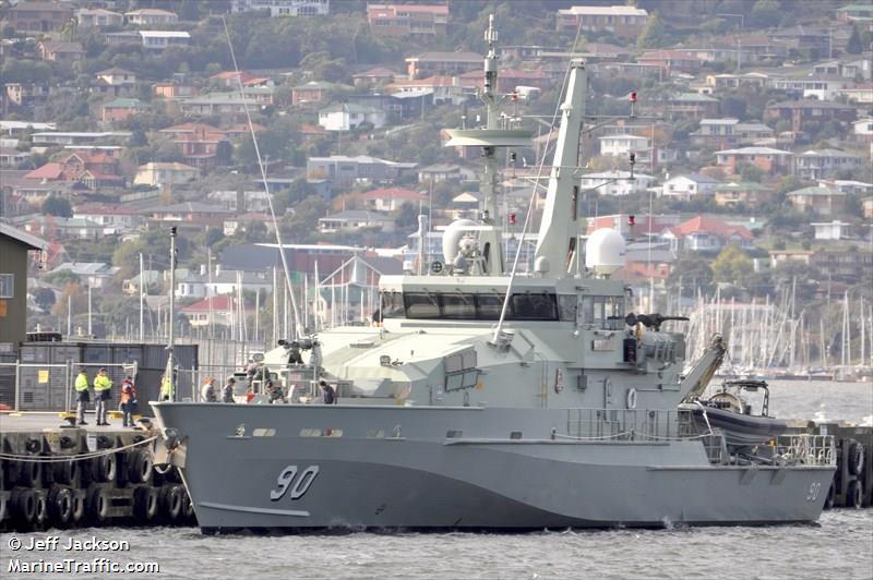 HMAS BROOME