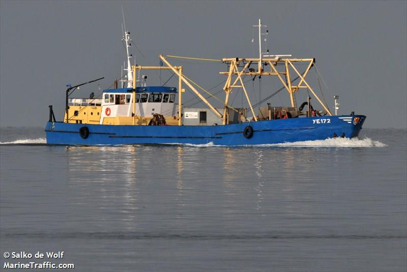 Vessel details for: PIET HEIN (Fishing Vessel) - IMO