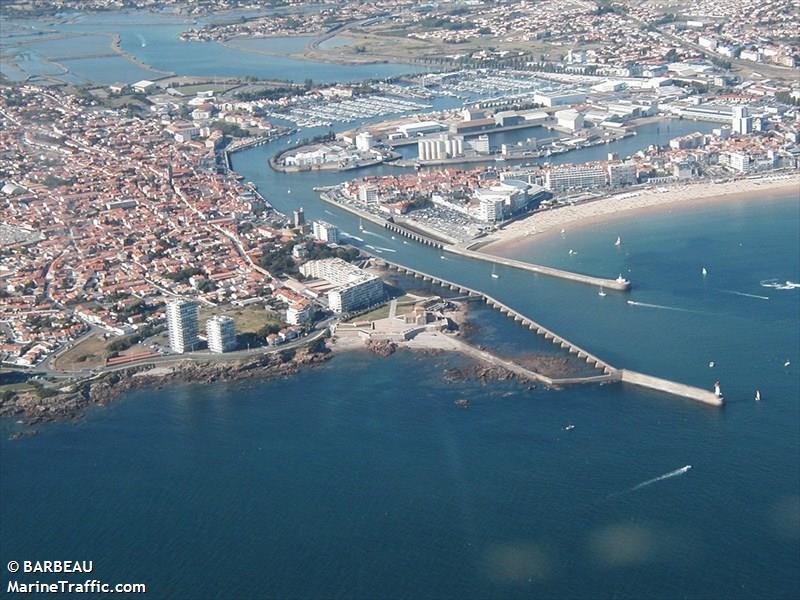 Port of les sables d olonne fr lso details departures - Restaurant le port les sables d olonne ...