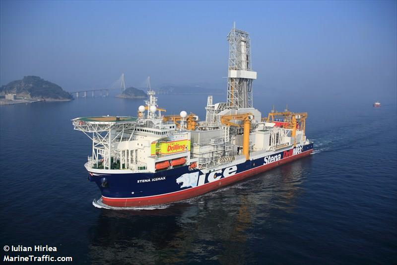 Vessel Details For STENA ICEMAX Drill Ship IMO