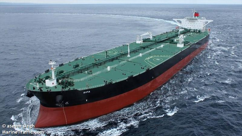 Vessel Details For Sifa Crude Oil Tanker Imo 9441245