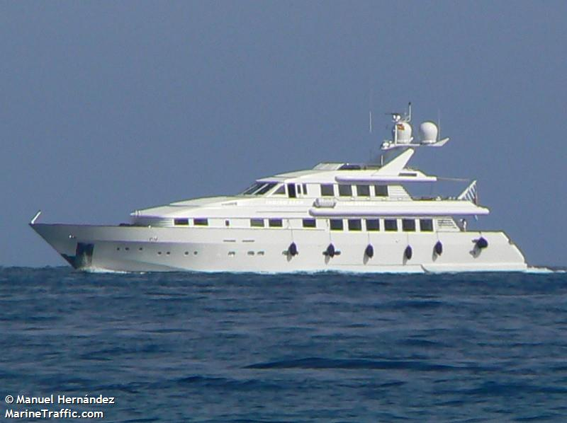 Vessel details for: INDIGO STAR (Yacht) - IMO 8979142 ...