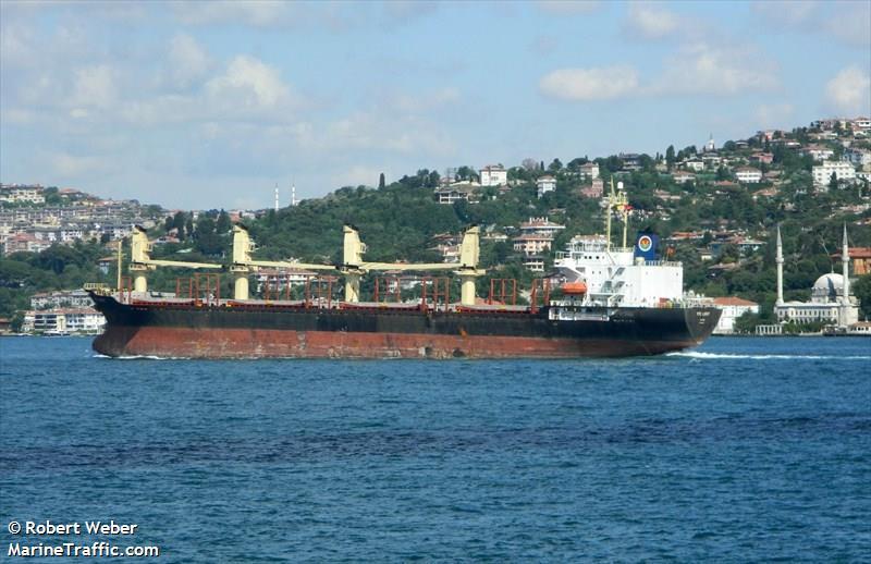 BERNA, Bulk carrier, IMO 9085675 | Vessel details