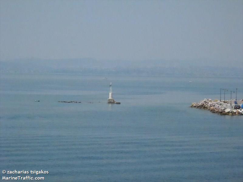Eretria - port
