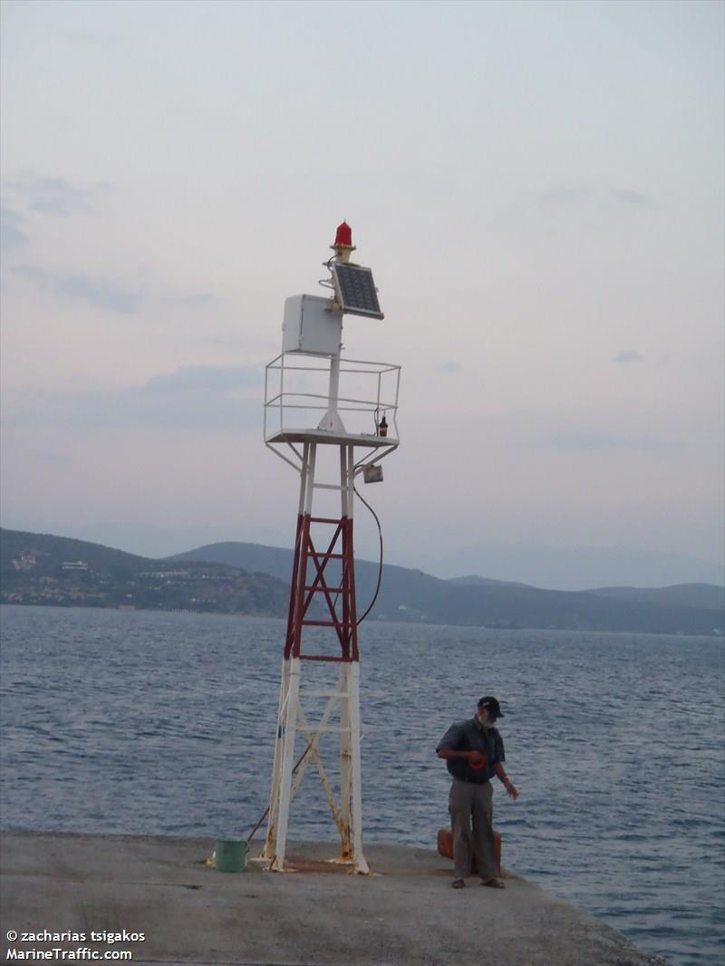 Gythion port