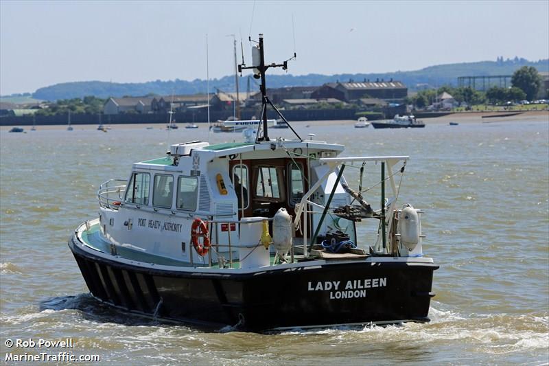 LADY AILEEN