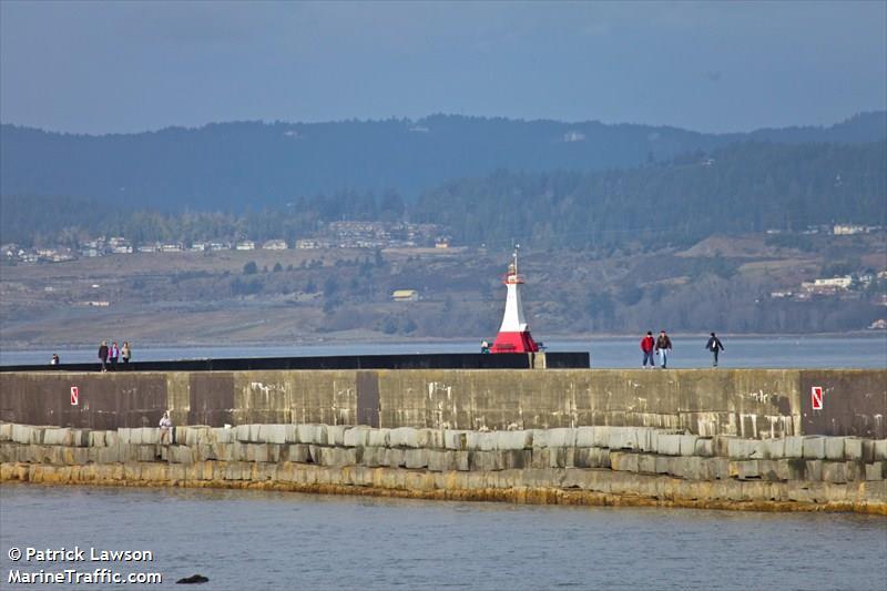 Ogden Point Breakwater Light