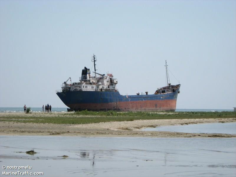 Vessel details for: TURGUT S (General Cargo) - IMO 7942582 ...