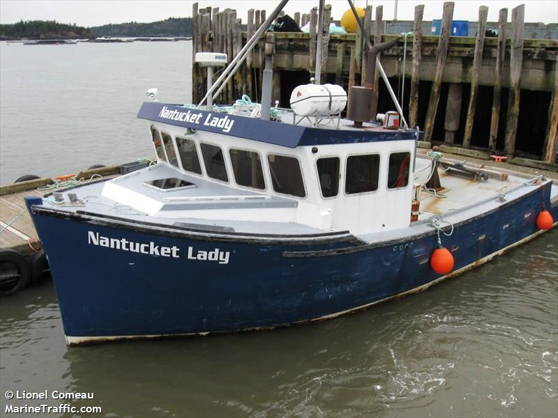 NANTUCKET LADY