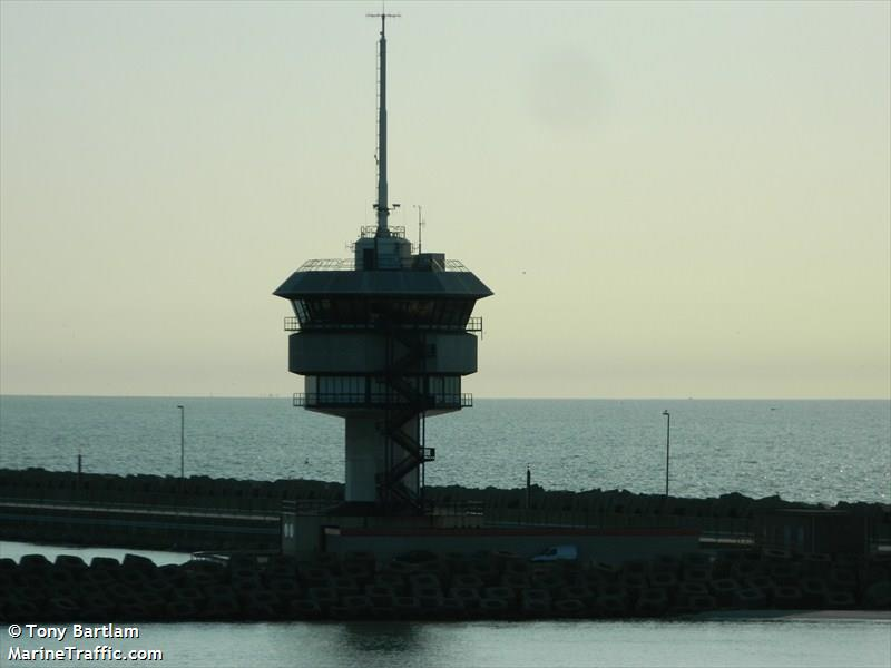 Zeebrugge West Breakwater