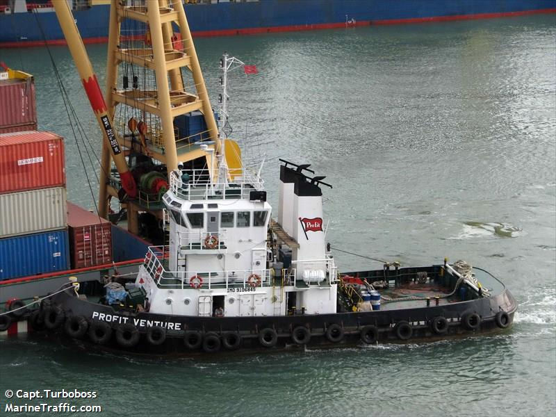 PROFIT VENTURE, Tug boat, IMO 9106845   Vessel details