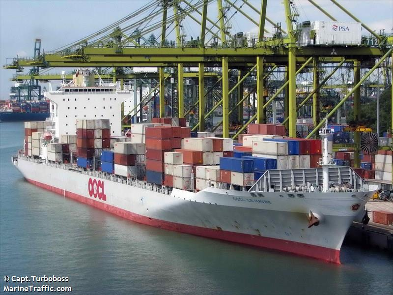 OOCL LE HAVRE