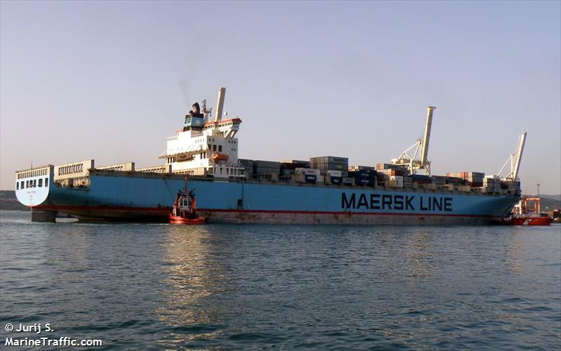 MAERSK KYRENIA