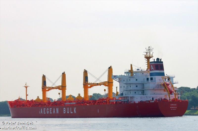 ARKAS, Bulk carrier, IMO 9486142 | Vessel details | BalticShipping com