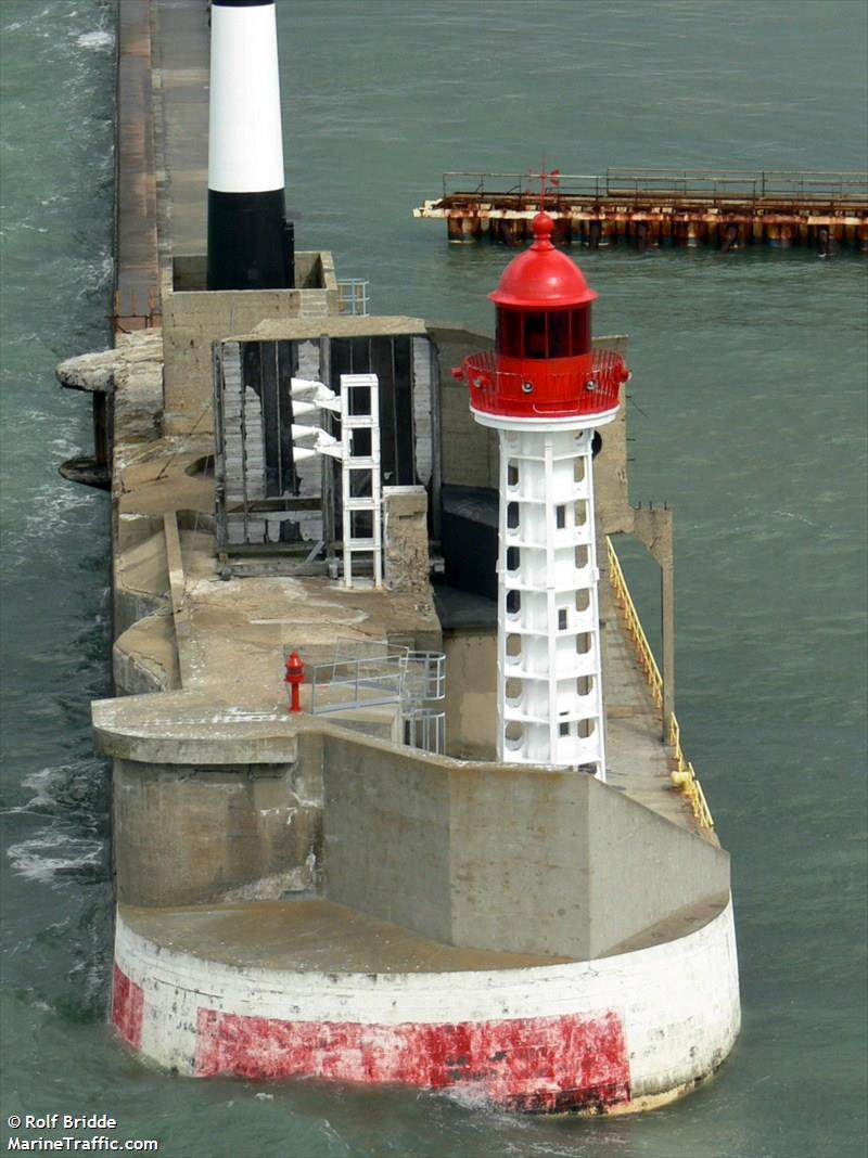 Le Havre Nouvelle Digue Nord