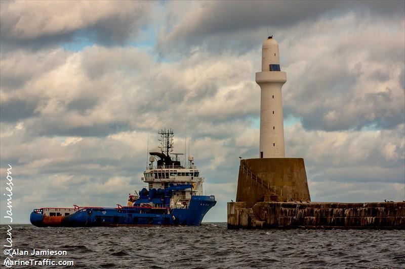 Aberdeen South Breakwater